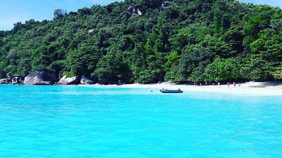 Phang Nga, Thailand: เกาะสิมิลัน