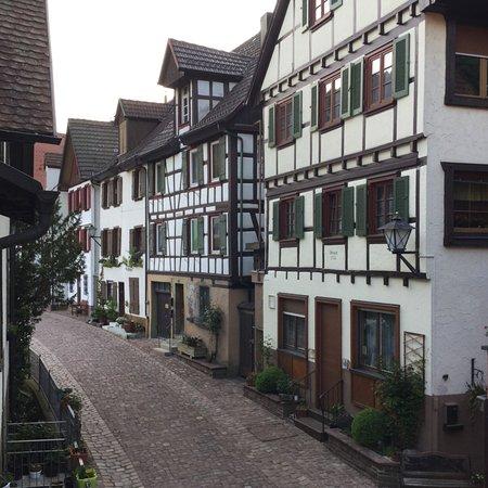 Gambar Zur Alten Brucke