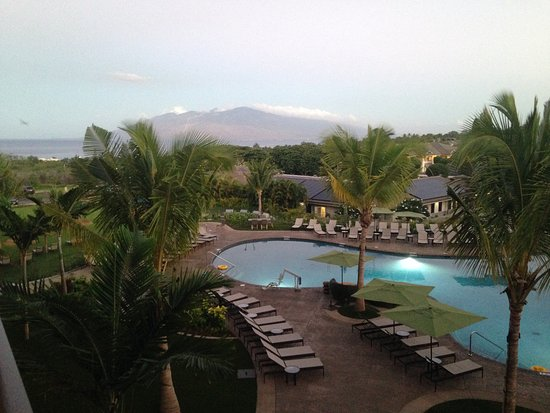 early morning view picture of residence inn by marriott maui rh tripadvisor com