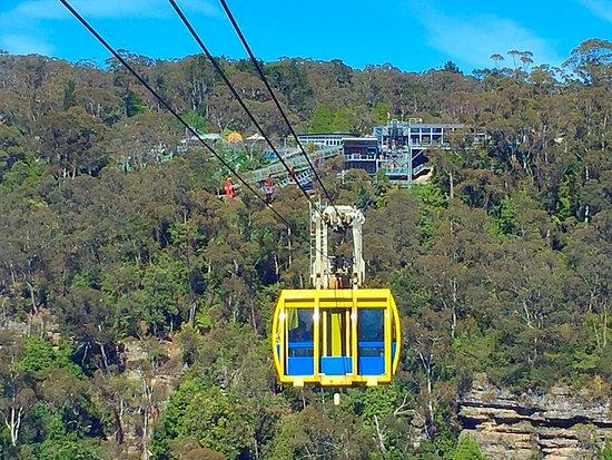 Katoomba, أستراليا: Skyway