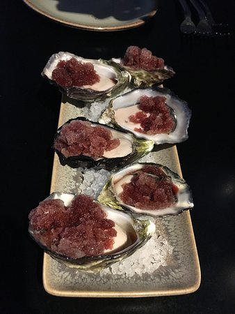 Coffin bay oysters brisbane