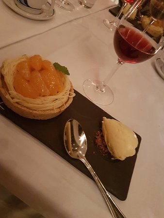 Lovund, Noruega: Dessert!