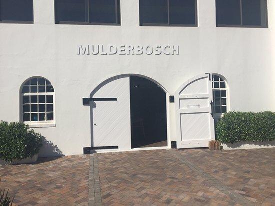 Mulderbosch Vineyards : photo1.jpg
