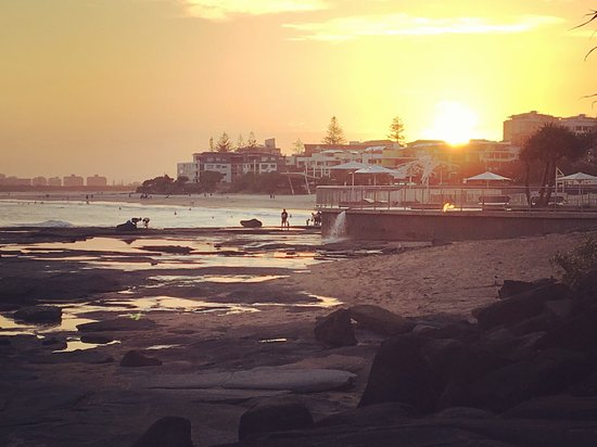 Caloundra, Australien: Kings beach is my home. May be biased to say but it is the number 1 safest family beach on the S