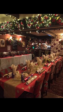 Blackburn, UK: Christmas at the grey mare