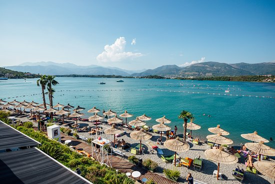 Tivat, Montenegro: Movida Beach