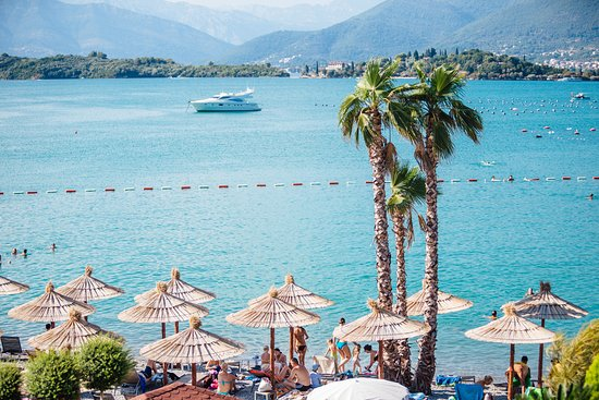 Tivat, Montenegro: Enjoy Beach Life at Movida