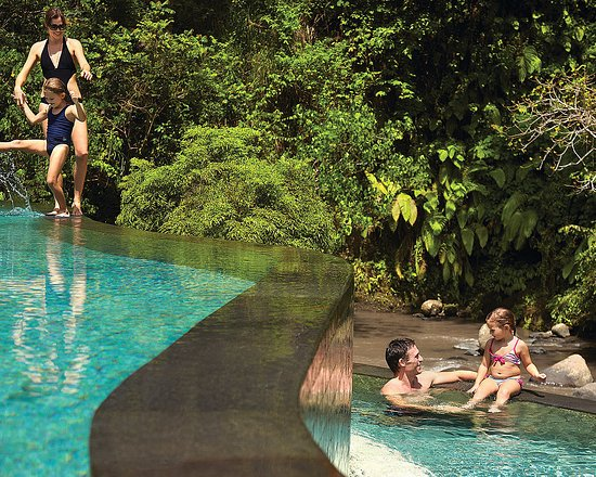 Four Seasons Resort Bali at Sayan: Resort Main Pool