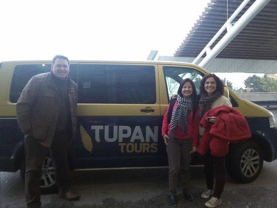 Porto District, Portugal: Agendamos a ida ao aeroporto com a Tupan Tours e o serviço foi excelente!