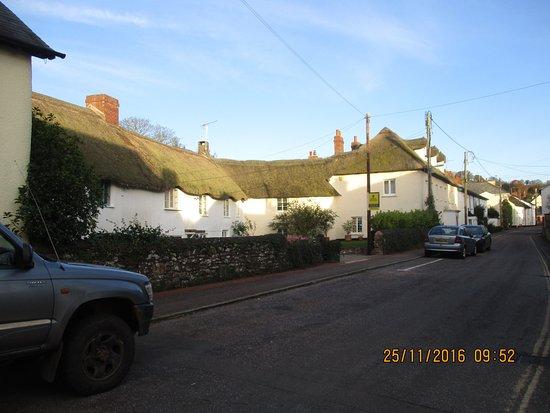 The Silverton Inn: Picturesque Silverton
