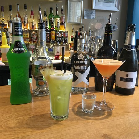 Ross-on-Wye, UK: Special Cocktails