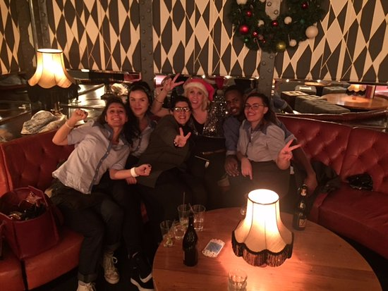 All Star Lanes-Holborn: End of the night!