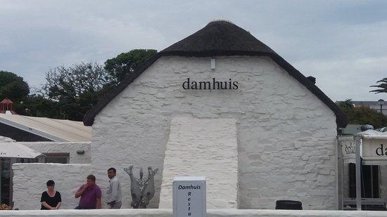 Melkbosstrand, Republika Południowej Afryki: Die Damhuis