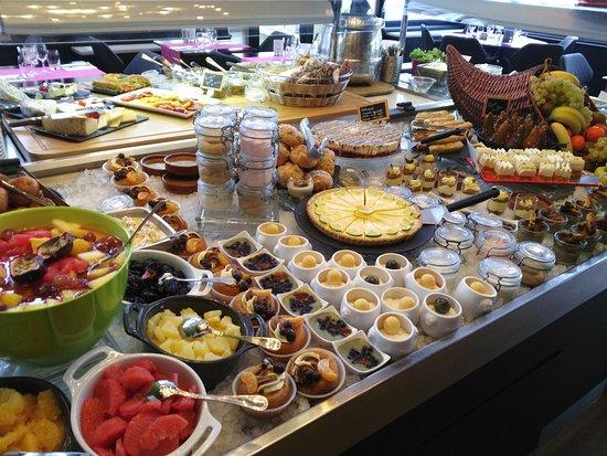 Buffet Du Grand Cafe A Vichy