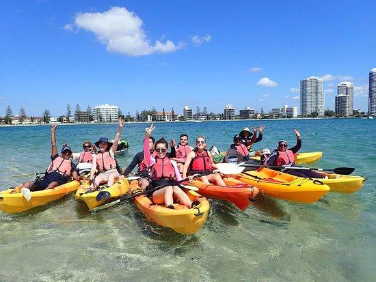 Biggera Waters, Austrália: Chill out tour
