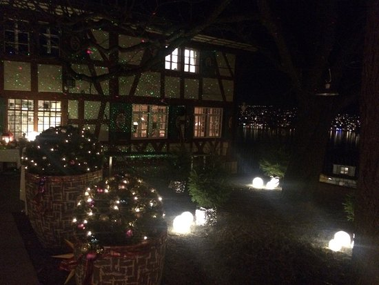 Kilchberg, Switzerland: X mas at Oberer Mönchhof