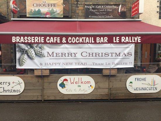 Houffalize, Bélgica: Merry Christmas! ❄️❄️