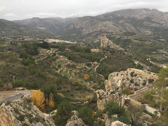 Guadalest 사진