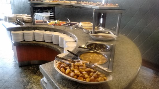 Churrascaria Recanto Gaúcho: buffet de sobremesas maravilhosas