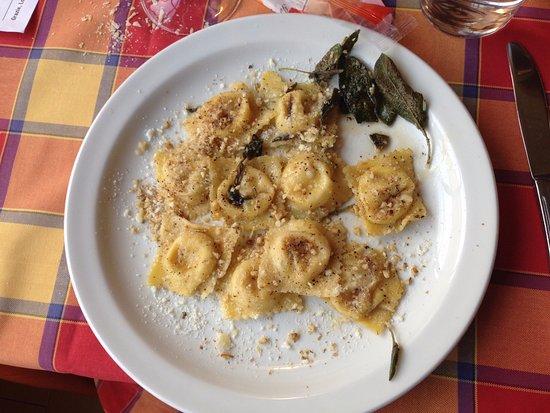 Sulzano, Italia: Casoncelli