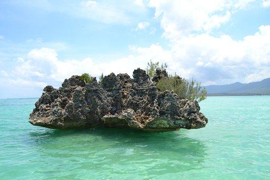 La Gaulette: roche corail