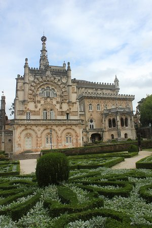 Palace of Bussaco : Дворец Буссако
