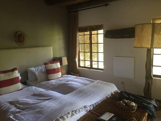 WedgeView Country House & Spa: Tolle, gepflegte Anlage. Super Zimmer, schöner Rundumblick