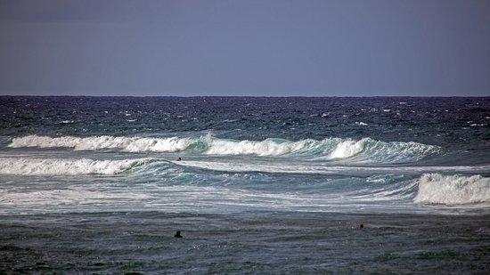 Arona, Spain: волны