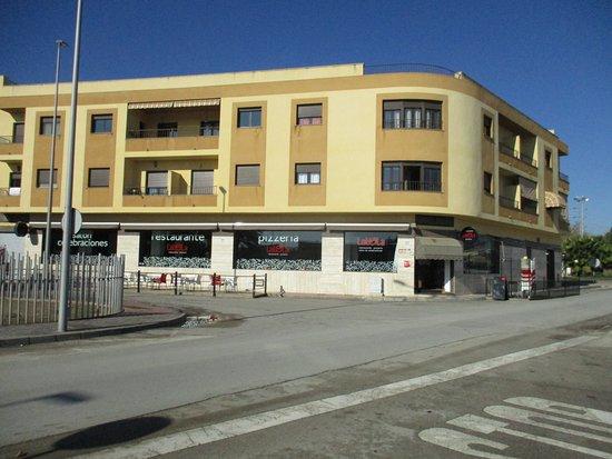 Huetor Tajar, Spagna: Outside view of LaLola