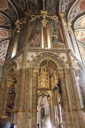 Tomar, Portugal: Потрясающе!