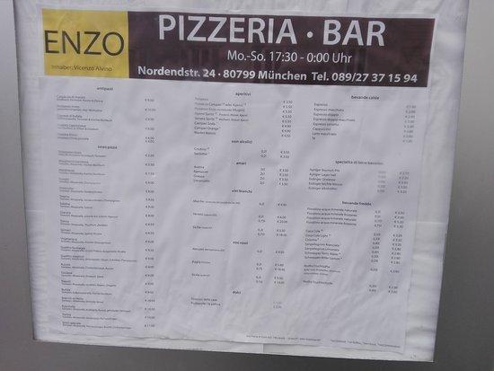 Photo of Pizzeria Bar Enzo in Munich, Ba, DE