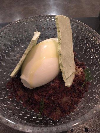 Fitzroy, Australia: Dessert