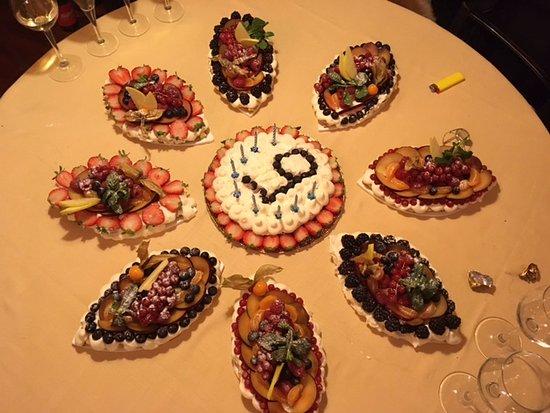 Voltalacarta: Torte di frutta