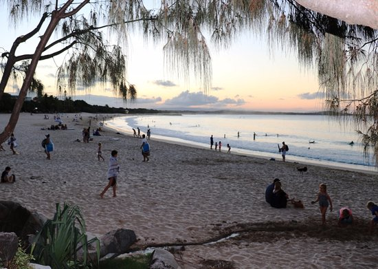 KarenW - Noosa Main Beach 16
