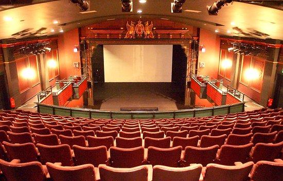 Festival Theatre Auditorium Picture Of Malvern Theatres
