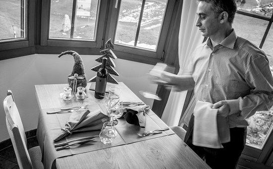 Falera, Szwajcaria: Restaurant