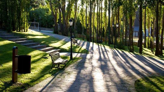 Parque Anfiteatro del Bosque