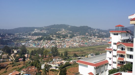 Ooty - Elk Hill, A Sterling Holidays Resort: view of ooty city
