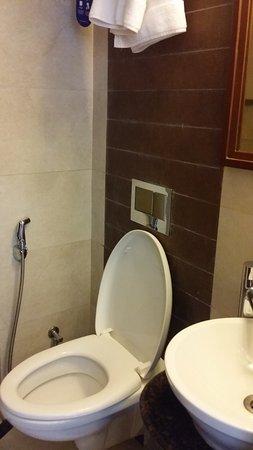 Ooty - Elk Hill, A Sterling Holidays Resort: clean washroom