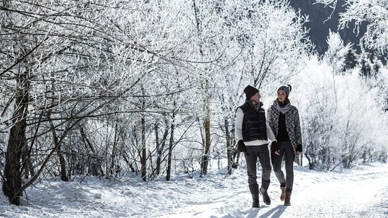 Mosern, Αυστρία: Winterwandern