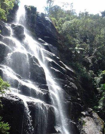 Itatiaia, RJ: Cachoeira Véu da Noiva