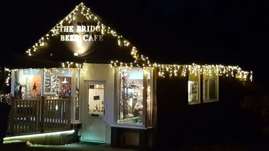 Bedale, UK: The Bridge Beer cafe