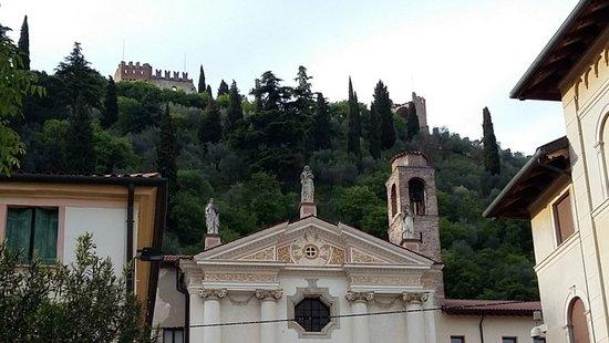 Chiesa e Oratorio dei Carmini