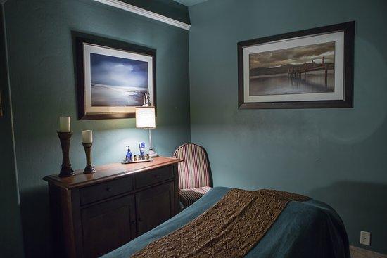 Saint George, UT: Tranquil massage room