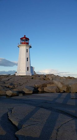 Peggy's Cove, Canada: The lighthouse