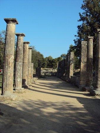 고대 올림피아 사진