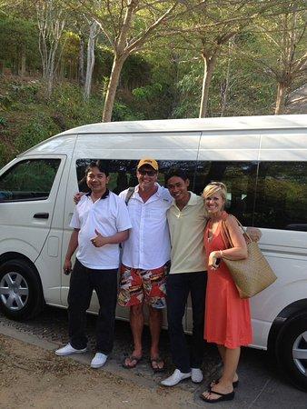 Phuket Taxi Driver