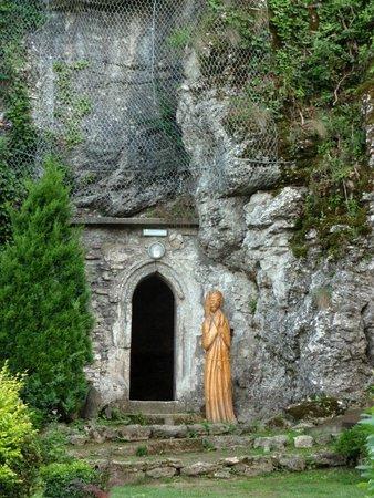 Trencin, Slovakia: Cortile interno