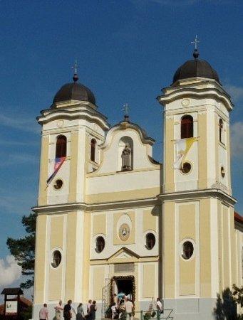 Trencin, Slovakia: La chiesa