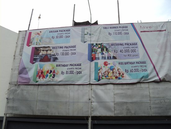 Promo Tiket Renang Plus Dari Fave Hotel Rembang Untuk Umum Foto Fave Hotel Rembang Tripadvisor
